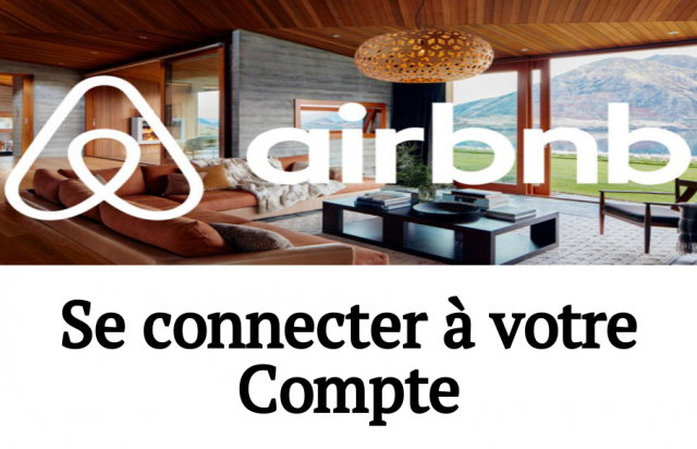 se connecter airbnb