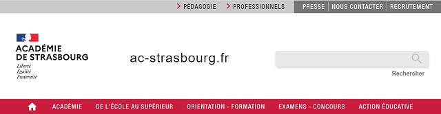 webmail ac strasbourg