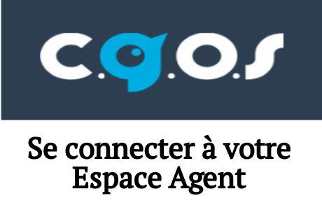 se connecter espace agent cgos